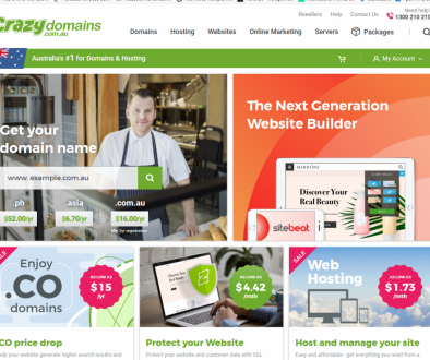 crazydomains